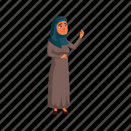child, islamic, lady, teen, sing, sad, song, school