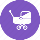 baby, carriage, family, happy, mother, pram, stroller