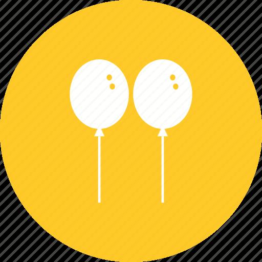 art, balloon, balloons, birthday, celebration, decoration, happy icon