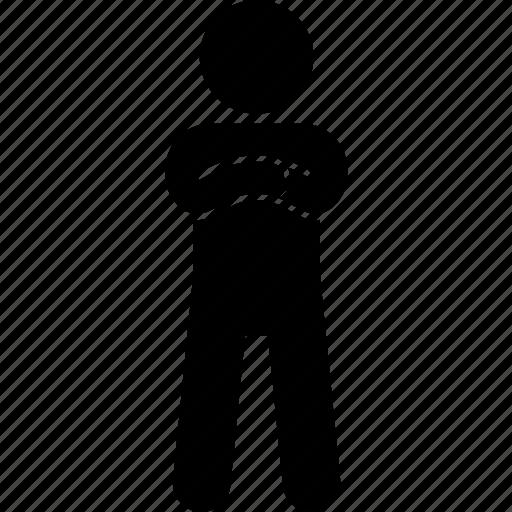 boy, child, confidence, confident, kid icon