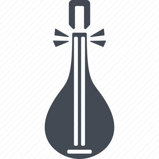 china, musical instrument, stringed instrument, tool icon