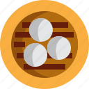 asian, china, chinese, cooking, dumplings, food, kitchen icon