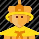 avatar, china, emperor, male, man, person, traditional icon