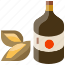 chinese, food, ingredients, oyster, sauce icon