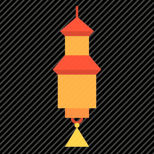 chinese, lamp, lantern, light icon