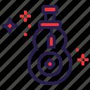 bottle, calabash, drink, gourd icon