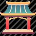 pray, chinese, newyear, shrine, sacrifices, culture