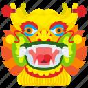 china, chinese, dance, dragon, traditional