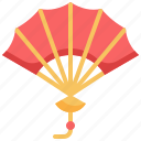 fan, chinese new year, chinese, cultures, traditional