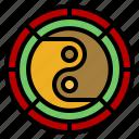 yin, yang, faithful, religion, korea, chinese