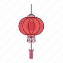 celebration, chinese, festival, lantern, new year, traditional icon