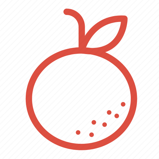 chinese, fruit, lucky, new year, orange, traditional icon