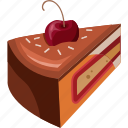 birthday cake, brownie, cake, cake desserts, chocolate cake, sweet cake, wedding cake