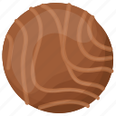 chocolate biscuit, chocolate cookie, crumb, dessert, snack icon