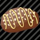 chocolate biscuit, chocolate cookie, dessert, fluff, snack
