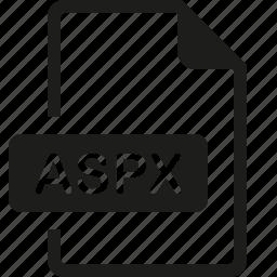aspx, file, format icon
