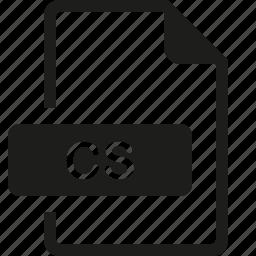 cs, file, format icon