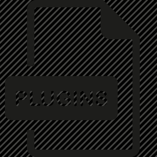 file, format, plugin icon