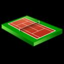 sport, tennis icon