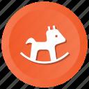 christmas, deer, reindeer icon