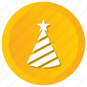 christmas, heart, like, love icon