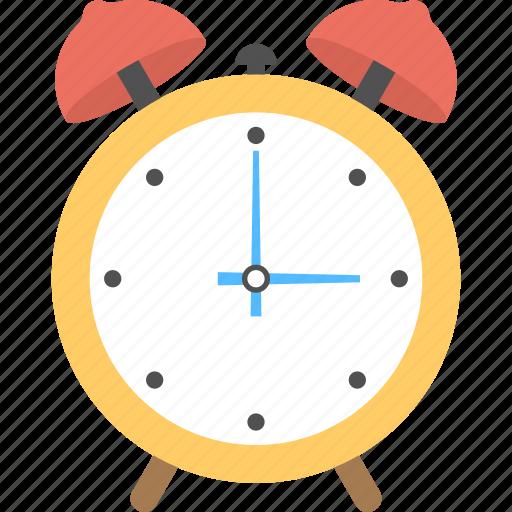 alarm clock, timepiece, timer, wake up, watch icon