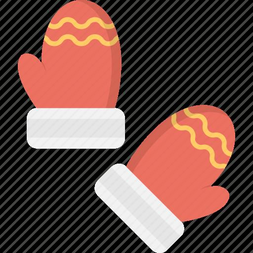 Gloves, mitten, snow gloves, winter gloves, winter wear icon - Download on Iconfinder