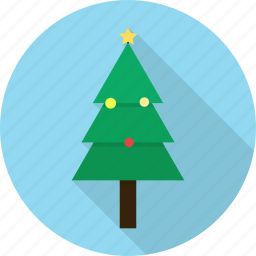 celebration, christmas, decoration, ornament, tree, winter icon