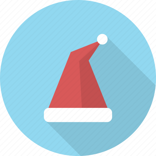 christmas, costume, hat, head, holiday, santa icon