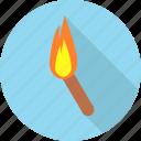 bright, burn, christmas, flame, heat, torch