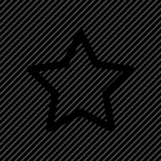 bookmark, christmas, favorite, star, wish, xmas icon