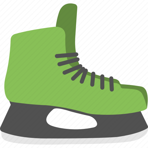 christmas decoration, footwear, ice skates, skate shoes, winter gaming icon