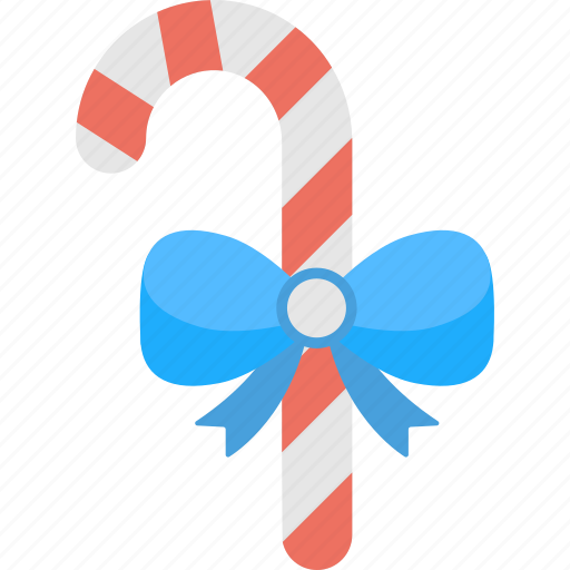 candy canes, candy stick, confetti, sweets, traditional food icon