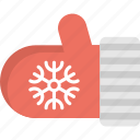 gloves, mitten, snow gloves, winter gloves, winter wear icon
