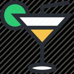 appetizer drink, beach drink, cocktail, drink, margarita icon