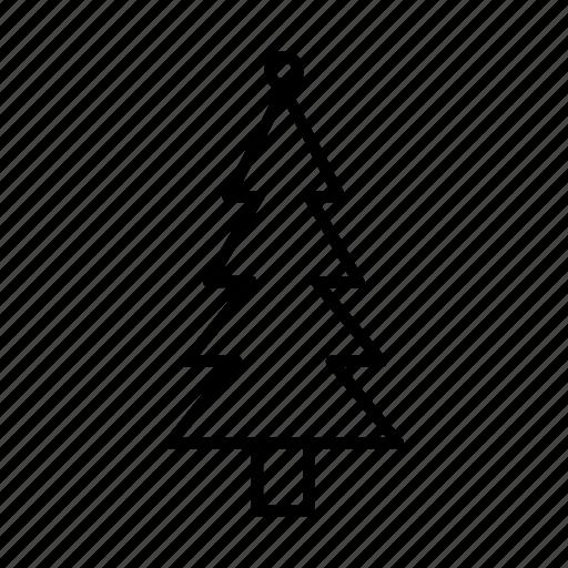 celebration, christmas, holiday, nature, tree, xmas icon