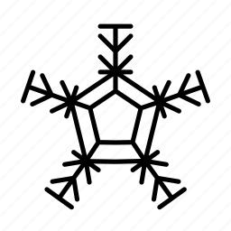 christmas, flake, rain, snow, snowflake, winter, xmas icon