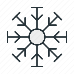 christmas, flake, holiday, snow, snowflake, winter, xmas icon