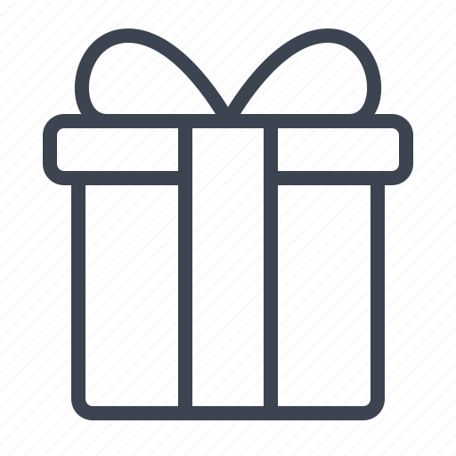 christmas, gift, holiday, package, present, winter, xmas icon
