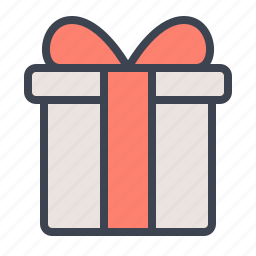 christmas, gift, holidays, package, present, winter, xmas icon