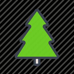 christmas, decoration, holidays, tree, winter, xmas icon