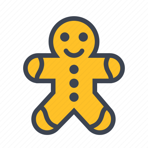 christmas, cookie, holidays, winter, xmas icon