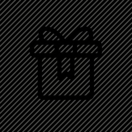 achievement, birthday, box, gift, package, present, reward icon