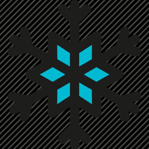 christmas, decoration, holiday, snowflake, winter, xmas icon