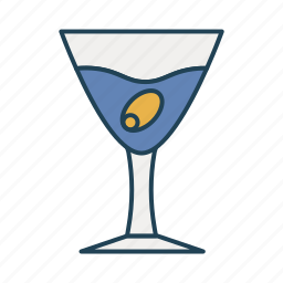 cafe, drink, glass, olive oil, water icon