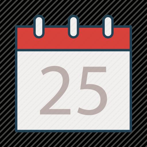 calendar, date, event, interface, schedule icon