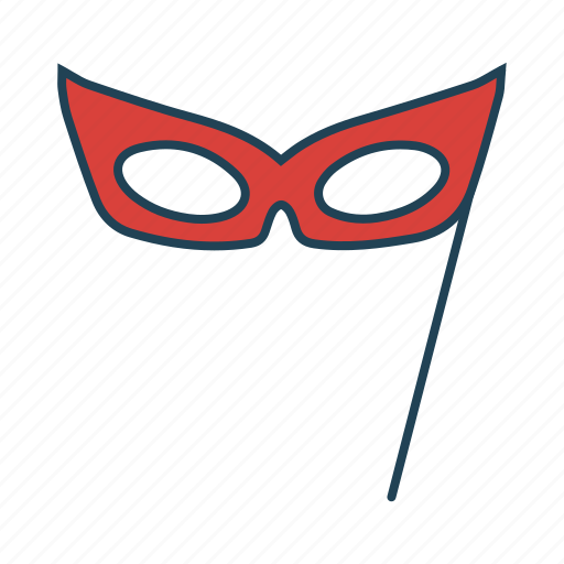 costume, event, eye mask, mask, party icon