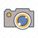 camera, dslr, movie, picture, snap icon