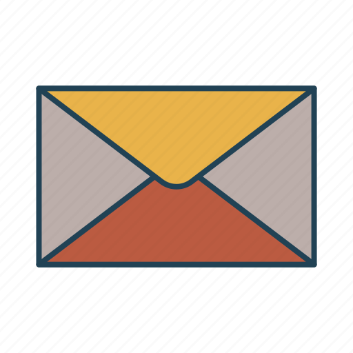 email, letter, mail, message, text icon