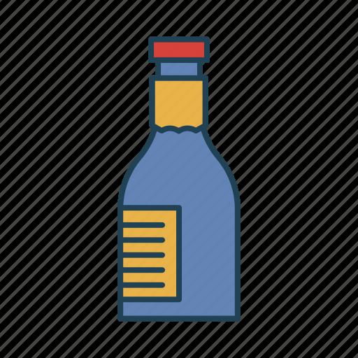 bottle, drink, liquid, milk, water icon